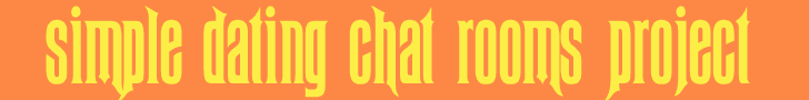FREE DATING CHAT ROOMS chatwahn.com logo